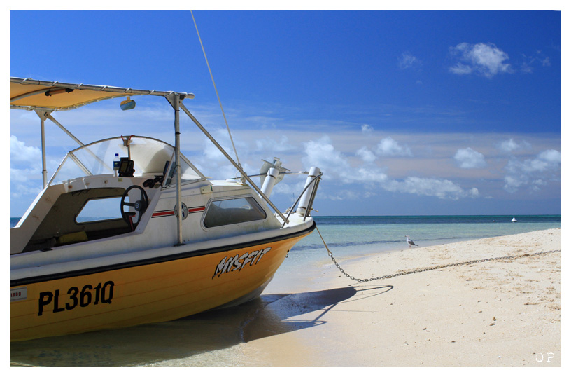 Green Island Beach, Australia